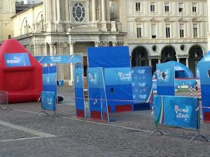 Bagni Chimici in Piazza